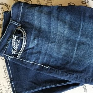 Maurices Jeans - Maurice's capri pants size 18